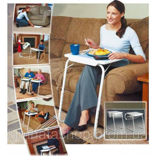 Портативный переносной столик TABLE MATE (Тейбл майт)