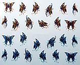 Наклейки для нігтів XF1218, фото 2