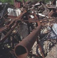 Чугунный лом, металлолом, фото 1