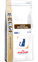 Royal Canin GASTRO INTESTINAL FELINE2кг  диета для кошек при нарушениях пищеварения.
