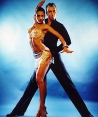 Бальные танцы (дуэт)