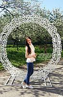 "Свадебная арка ""Круговорот любви"", фото 1"