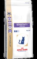 Royal Canin SENSITIVITY CONTROL FELINE0,4кг диета для кошек при пищевой аллергии / непереносимости.
