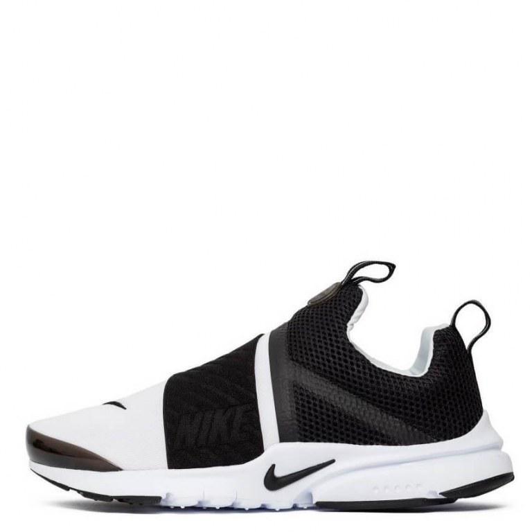"""Мужские Кроссовки Nike Presto Extreme (GS) """"Black/White"""" , фото 1"""