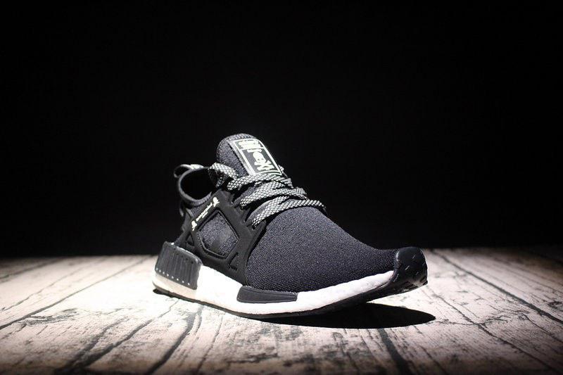 "Мужские Кроссовки Adidas NMD XR1 MMJ Mastermind ""Black"", фото 1"