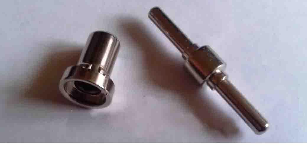 Катод  РТ-31 никелированый