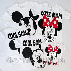 Цифровий друк на дитячих футболках