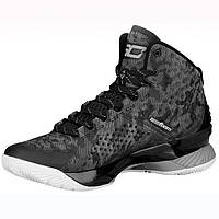 """Мужские Баскетбольные кроссовки Under Armour Curry 1 """"Black"""", фото 1"""