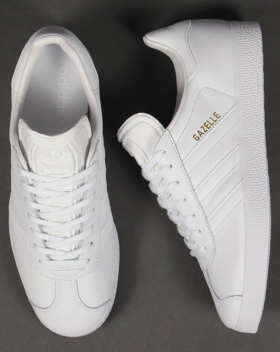 e830a390df1 Мужские Кроссовки Adidas Gazelle Leather Trainers