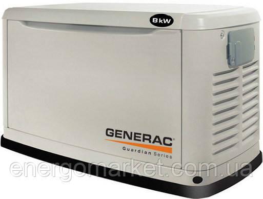 Газовый генератор Generac 6269 (8 кВт)