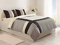Набор постельного белья Dormeo Silky Touch  Полуторный  140х200 см  Серый