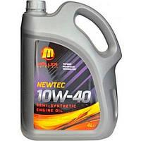 Моторное масло Моллер Newtec 10W-40 4л
