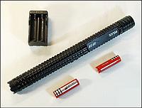 Электрошокер HY-X8 Police, Шокер-бита, Шокер-Дубинка, Мощный электрошокер, Фонарь-электрошокер