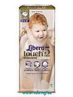 Подгузники Libero Touch 5 (10-14 кг) 44шт