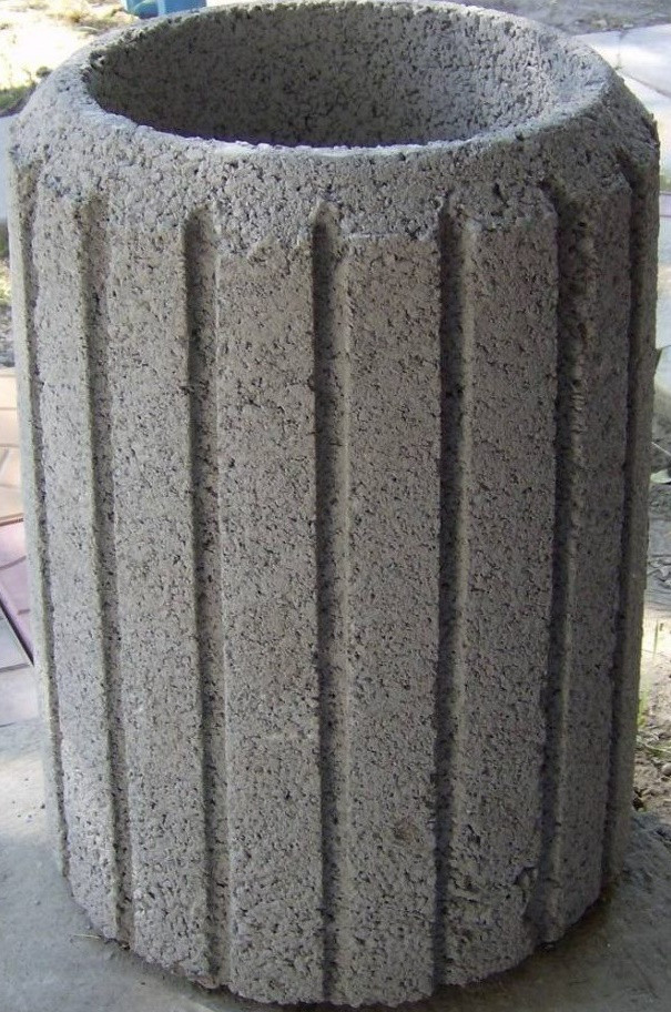 Урна из бетона купить бетон гран