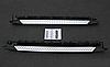 Боковые пороги БМВ X3 / BMW X3 2005-2011