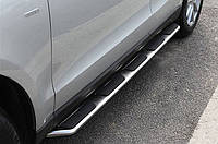 Боковые пороги Ауди Q3 / Audi Q3 2012-, фото 1
