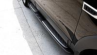 Боковые пороги Шевроле Каптива / Chevrolet Captiva, фото 1