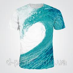 Сублімаційний друк на футболках