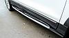 Боковые пороги Форд Куга / Ford Kuga 2013-