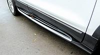 Боковые пороги Форд Куга / Ford Kuga 2013-, фото 1