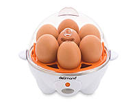 Яйцеварка Delimano Utile Pro  Белый/оранжевый