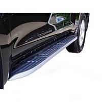 Боковые пороги Тойота Прадо / Toyota Prado 150