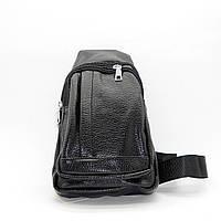 Мужская сумка-рюкзак из искусственной кожи через плечо LKI-091115, фото 1