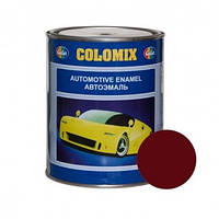 Автокраска 127 Вишня COLOMIX алкидная краска 1л