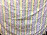Махровая простынь,  Рассвет, 208х150 см, Днепр, домашний текстиль