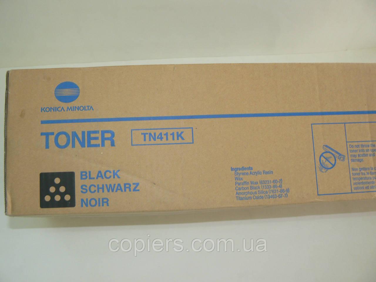 Toнер TN 411 K оригинальный