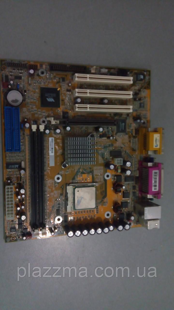 Материнская плата tean TN2.94V-0 под ремонт или запчасти