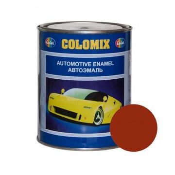 Автокраска 165 Коррида COLOMIX алкидная краска 1л