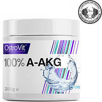 Комплекс аминокислот OstroVit A-AKG 200 gr  (чистый)
