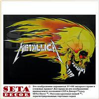 """Репродукция 30x40 см """"Metallica"""" на холсте"""