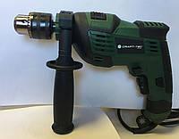 Дрель сетевая ударная Craft-tec PXID-243