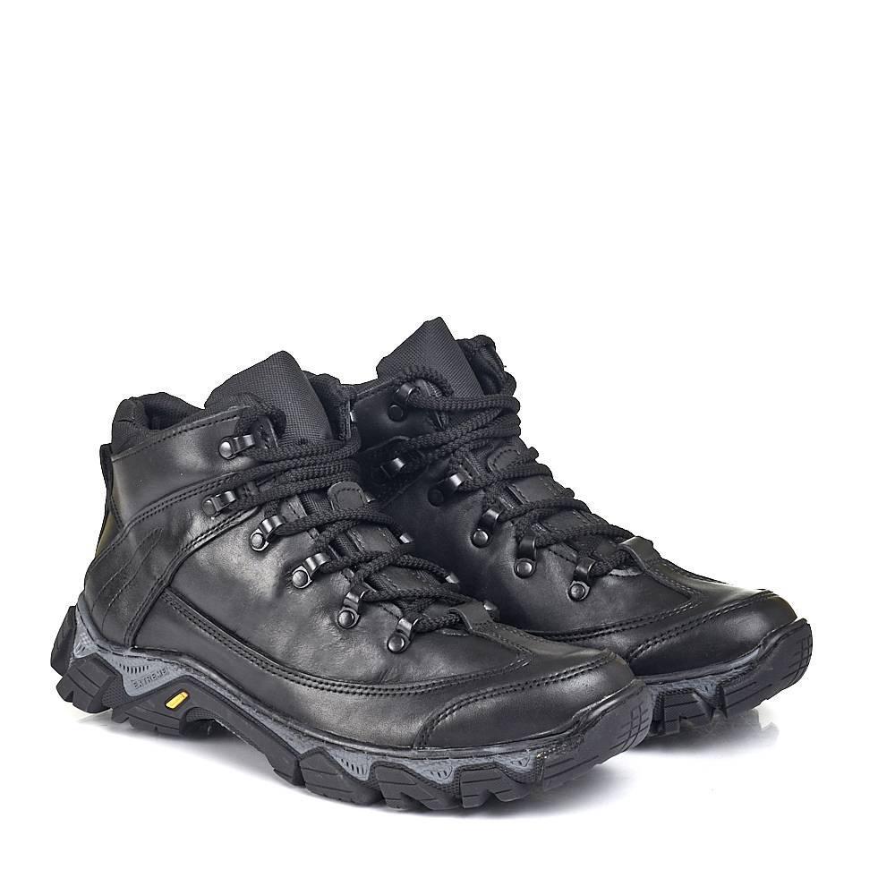 Тактические ботинки черные Комбат