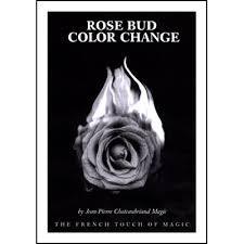 Фокус Роза меняет цвет (Rosebud Color Change)