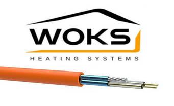 Нагревательный кабель Woks