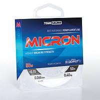 Леска Lucky John Micron 0,08/50м /инд.уп/*10/ (шт.)