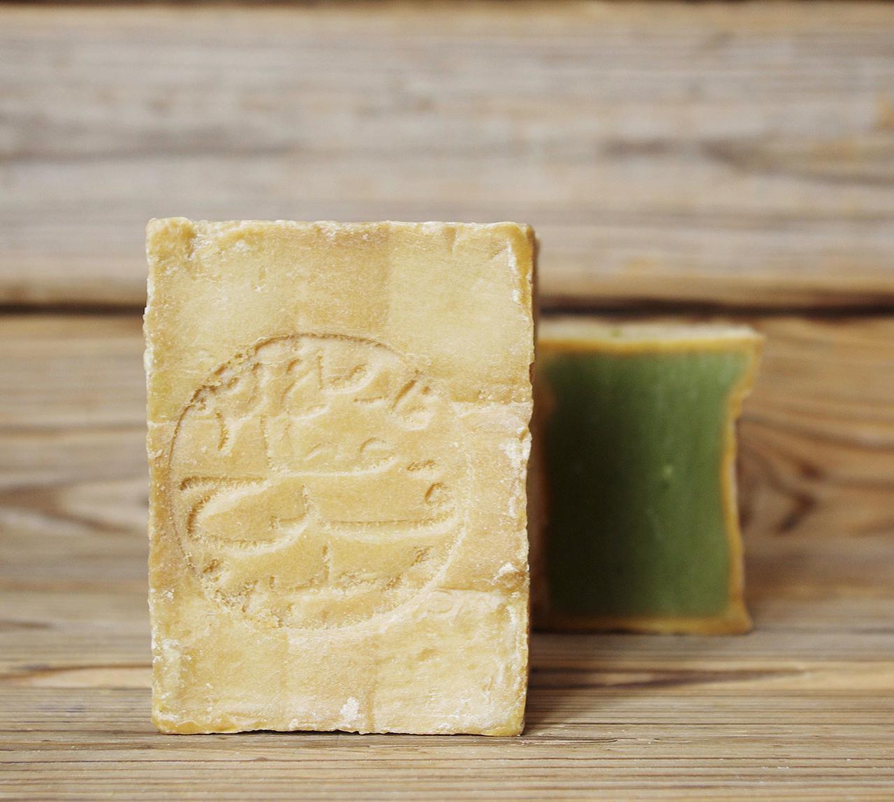 Уценка - Традиционное алеппское мыло Kadah, 5% лавра, 200g., Турция