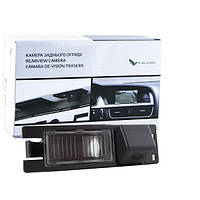 Штатная камера заднего вида Falcon SC24-HCCD. Opel Astra 2004+/Combo 2003+/Corsa 2006+/Insignia 2008+/Tigra, фото 1