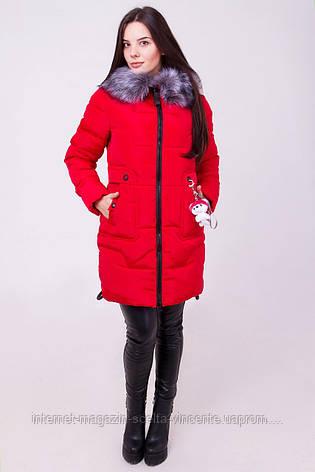 Зимняя женская куртка  размеров 46-54  SV 26328, фото 2