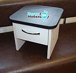 """Маникюрный стол """"Стандарт""""+подставка для педикюрной ванночки, фото 8"""