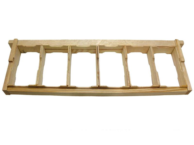 Комплект рамки для сотового меда 435Х145 по 6 шт.