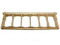 Комплект рамки для сотового меда 435Х145 по 6 шт. , фото 1