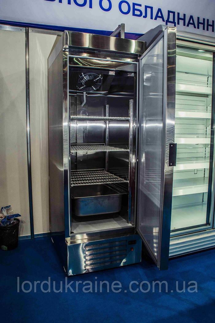 Холодильный шкаф Torino-700Г нерж. сталь