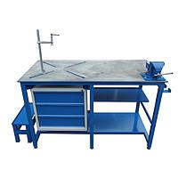 Стол сварщика купить | Цена сварочного монтажного стола от производителя в Киеве