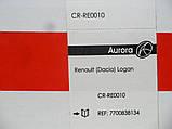 Радиатор охлаждения основной Renault CANGOO  Dacia Logan 1.4 8V Dacia Logan 1.5 8V Дачия Логан Рено 1.6 8V, фото 6