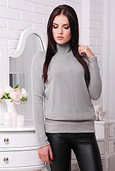 Блуза теплая Ангора в 2х цветах